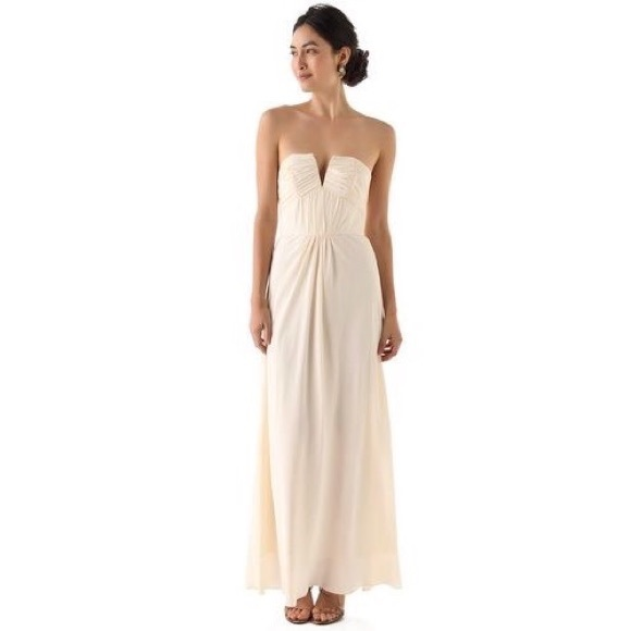 Zimmermann Dresses   Last Call Strapless